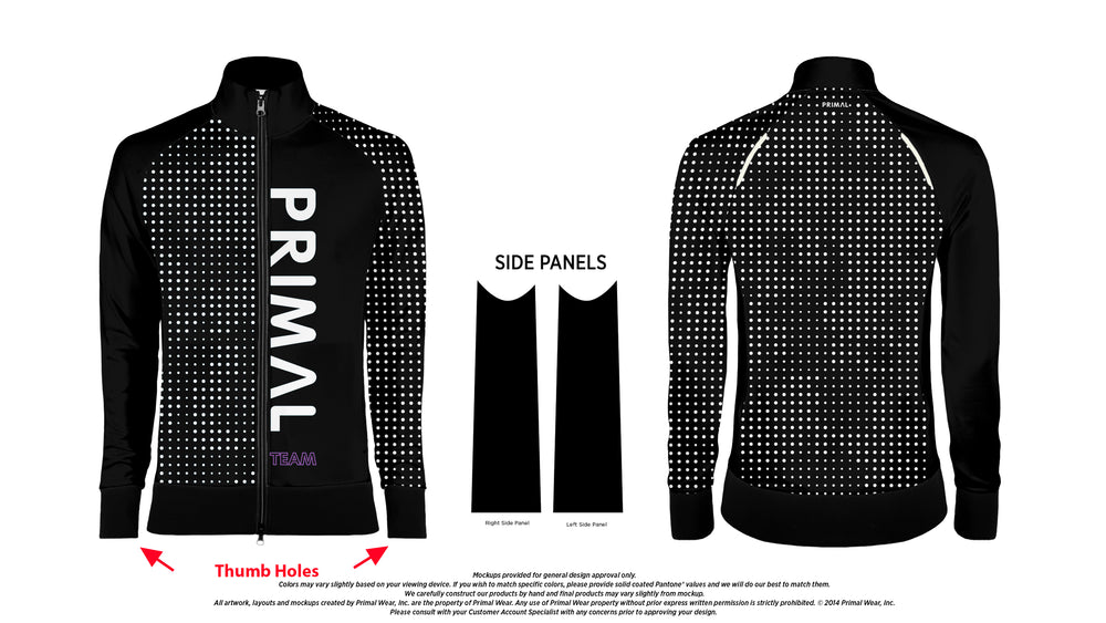 Limited Women's Team Jacket - Fit Kit