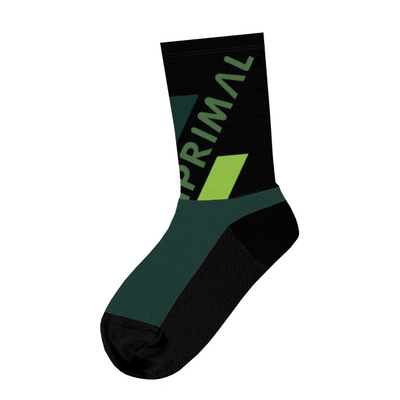 Teal Team Primal Socks