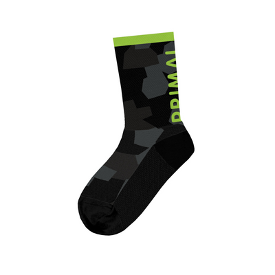 Accent Black Camo Socks