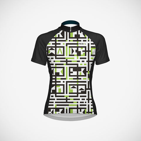 A-Maze-Ing Women's Cycling Jersey