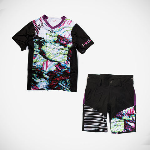 Alpine Camo Women's MTB Kit
