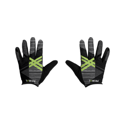 Asonic Long Finger Gloves