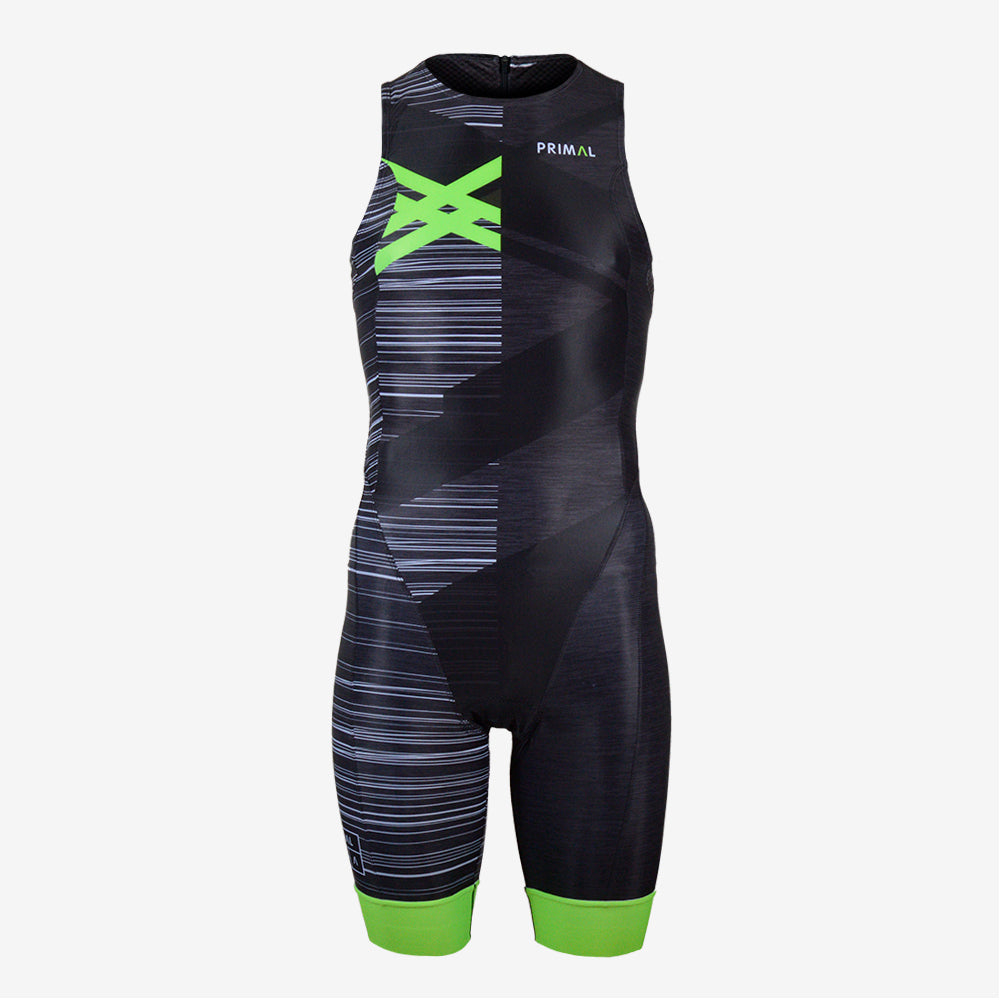 Team Primal Asonic Men's Axia Elite Triathlon Suit