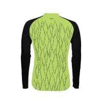 Belford Green Men's Heavyweight Cycling Jersey
