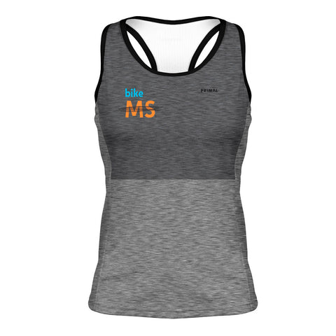 Bike MS Grey Women's Gemini Tank