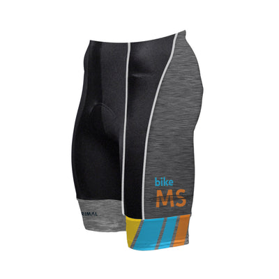 Bike MS Women's Grey Prisma Shorts