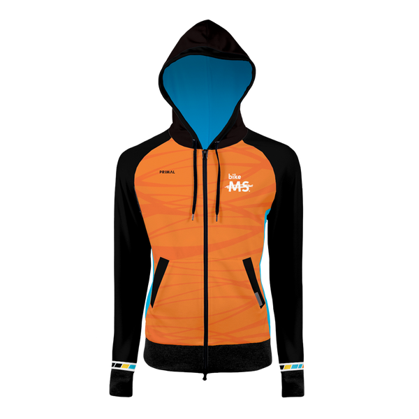 Bike MS Men's Tracer Hoodie - Large Only