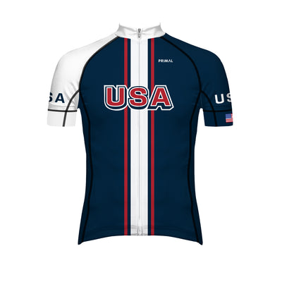 USA Cycling Amateur/Masters Men's Evo 2.0 Jersey