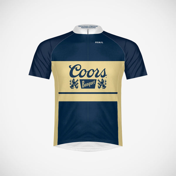 Coors Banquet Race Cycling Jersey