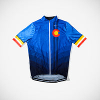 Colorado Bold Men's Helix 2.0 Cycling Jersey