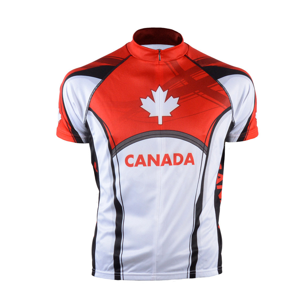 Oh Canada Men s Cycling Jersey – Primal Wear fc0e0720a