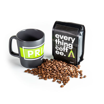 Limited Edition Coffee + Mug