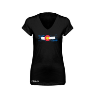 Rocky Mountain Vibes Women's T-Shirt