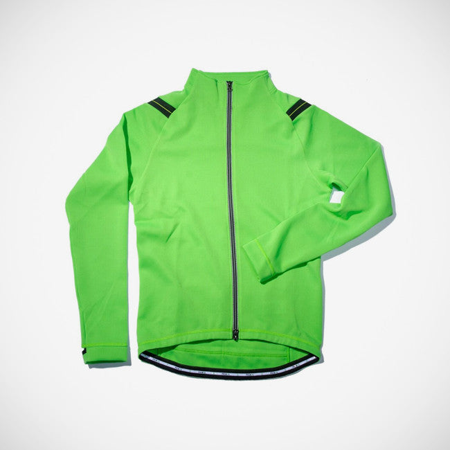 Coltrane Men's Jacket - Neon Green