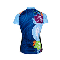 Doyenne Day of the Dead Women's Sport Cut Cycling Jersey