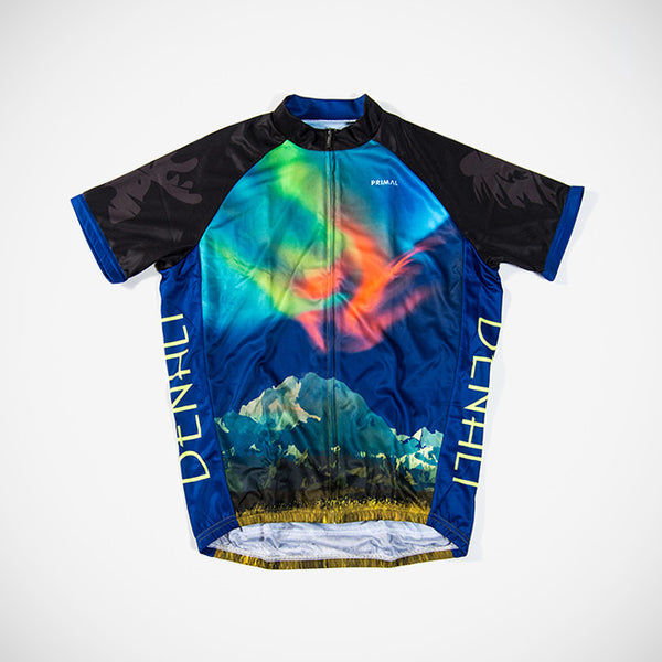 Denali National Park Men's Sport Cut Cycling Jersey