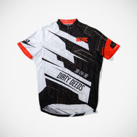 AC/DC Dirty Deeds Men's Sport Cut Cycling Jersey