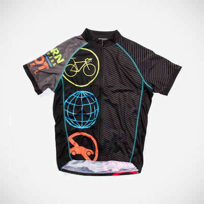Feel the Burn Men's Cycling Jersey