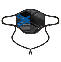 Blue Asonic Face Mask 2.0 Filter + Frame Bundle w/ Neck Strap