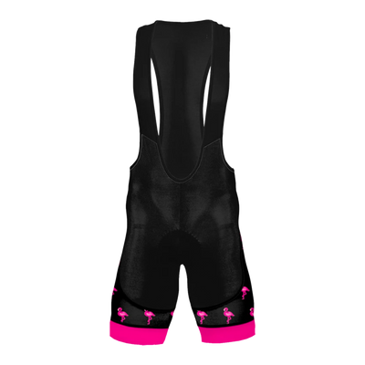 Flamingo Black Men's Evo 2.0 Bibs
