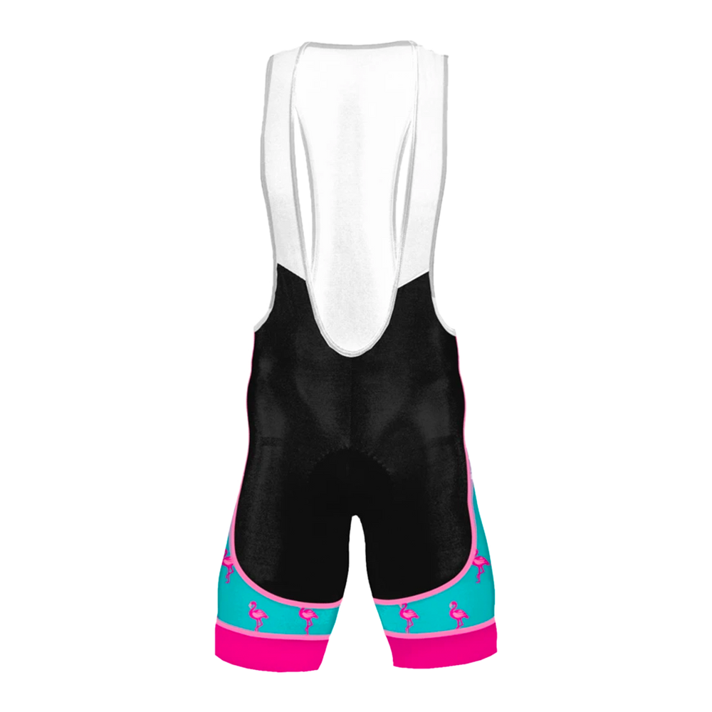 Flamingo Blue Men's Evo 2.0 Bibs