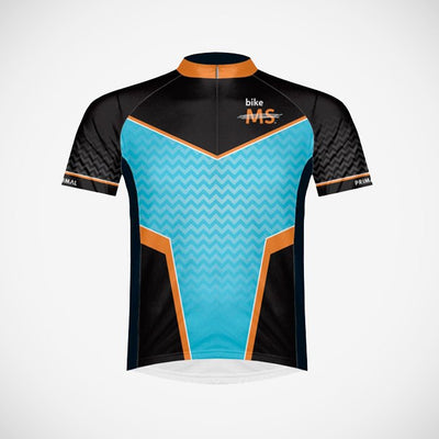 Bike MS Men's Cycling Jersey