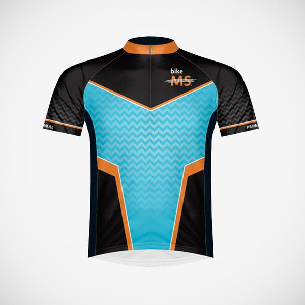 Bike MS Men's Sport Cut Cycling Jersey (3QZ) - Small Only