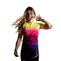 Golden Hour Women's Reflective Omni Jersey