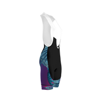 Midnight Tropics Women's Evo 2.0 Bibs