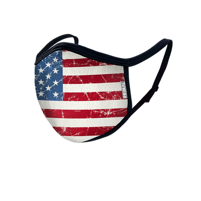 Stars & Stripes Face Mask 2.0 Filter + Frame Bundle