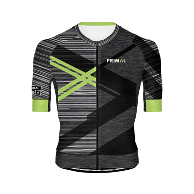 Team Primal Asonic Men's Equinox Cycling Jersey