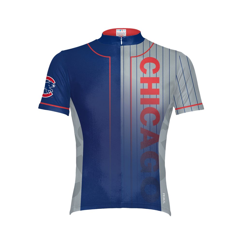 Chicago Cubs Men's Sport Cut Cycling Jersey