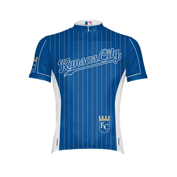 Kansas City Royals Men's Sport Cut Cycling Jersey