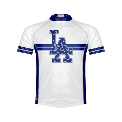 Los Angeles Dodgers Men's Sport Cut Cycling Jersey