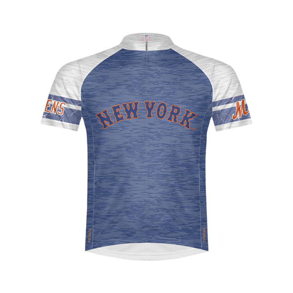 New York Mets Men's Sport Cut Cycling Jersey - SM Only