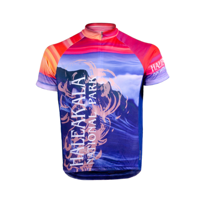 Haleakala National Park Men's Sport Cut Cycling Jersey