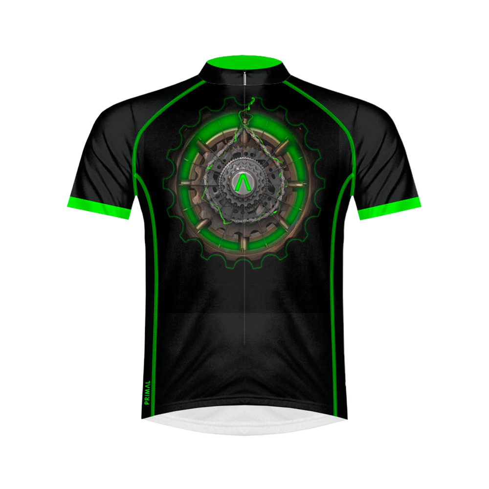 Konstant Men's Sport Cut Cycling Jersey