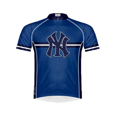 New York Yankees Modern Men's Sport Cut Cycling Jersey