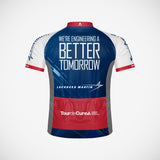 2017 Lockheed Martin Men's Cycling Jersey
