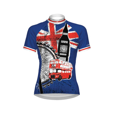 London Women's Cycling Jersey