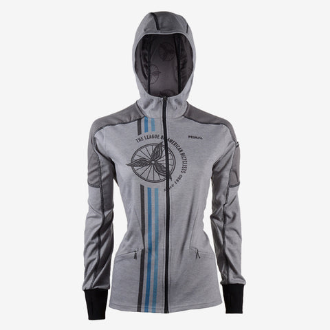 League of American Bicyclists Women's Opus Hoodie