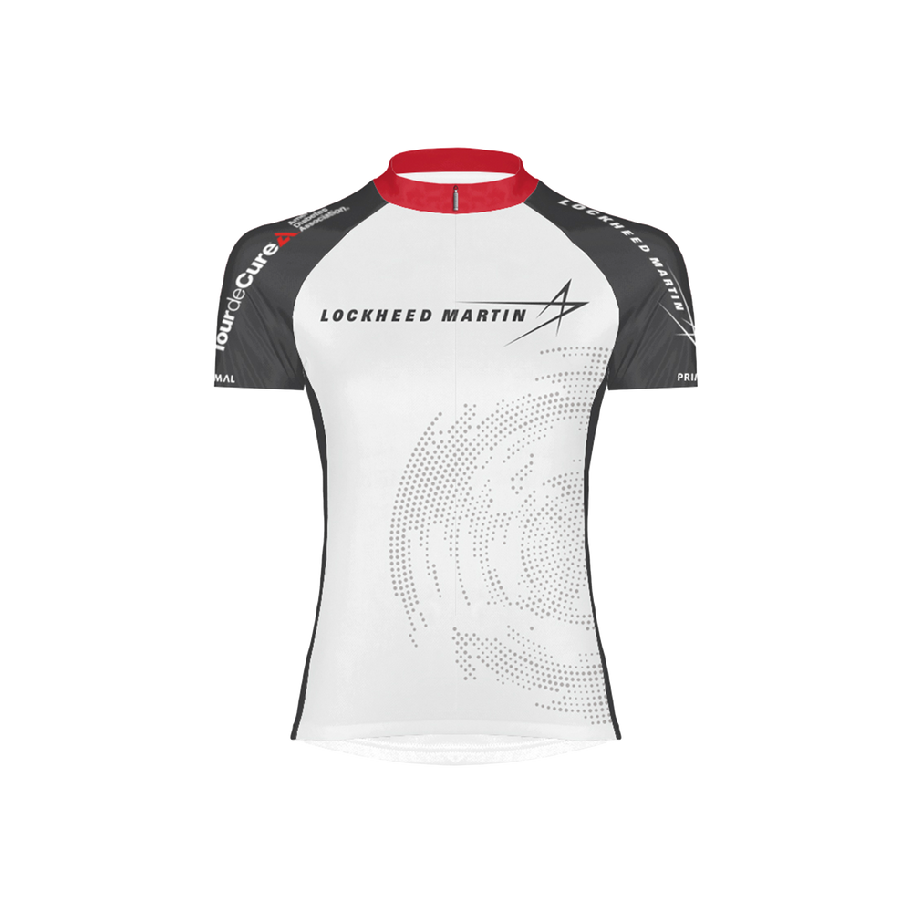 2020 Lockheed Martin Women's Cycling Jersey