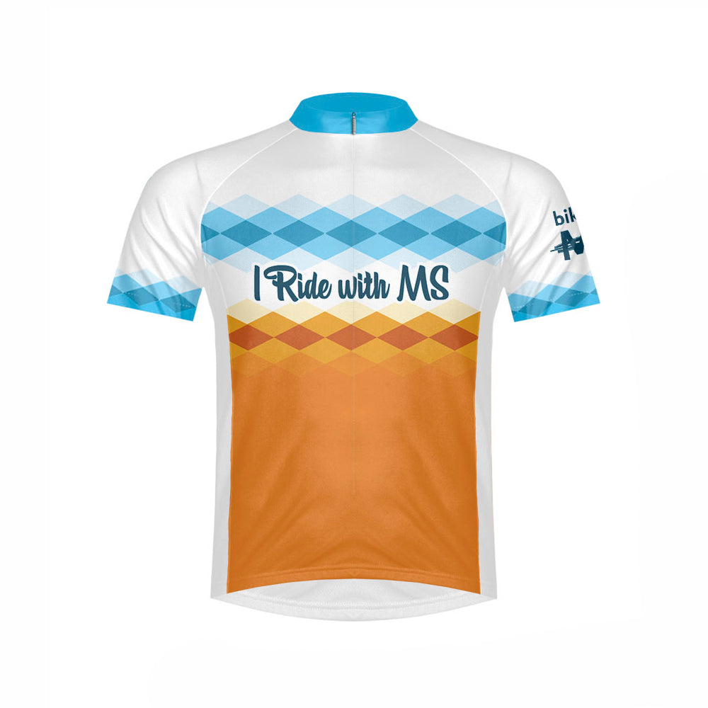 Women's I Ride with MS 2018 Jersey