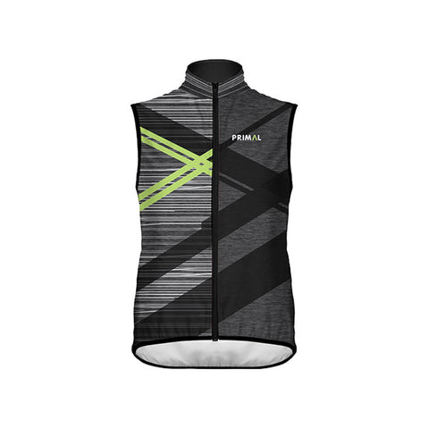 Team Primal Asonic Mens Wind Vest