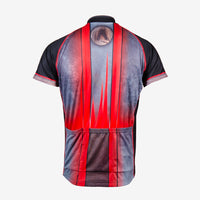 Fired Up Men's Jersey - Red
