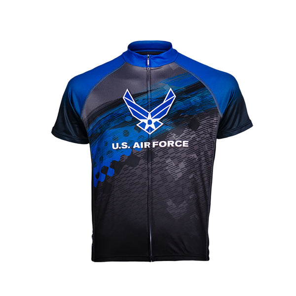US Air Force Flight Men's Sport Cut Cycling Jersey
