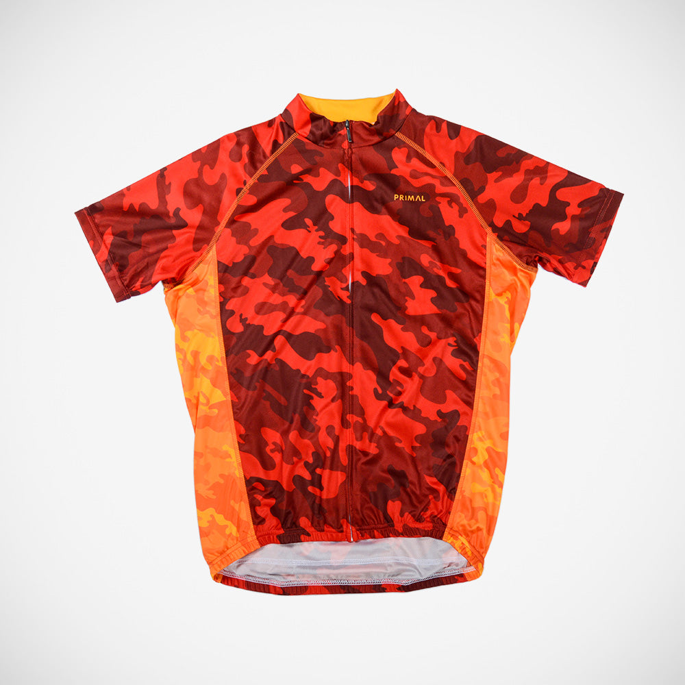 Ablaze Camo Men's Cycling Jersey