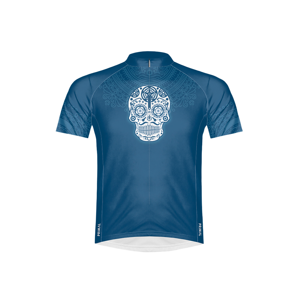 Los Muertos 2.0 Men's Sport Cut Cycling Jersey