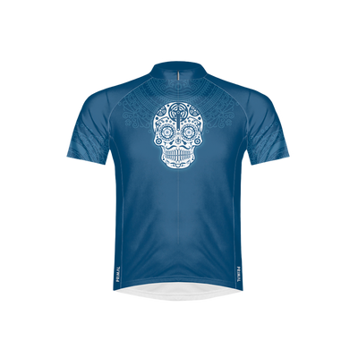 Los Muertos 2.0 Men's Sport Cut Cycling Jersey - SM Only