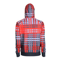 Cameron Men's Tracer Hoodie Red - Medium Only